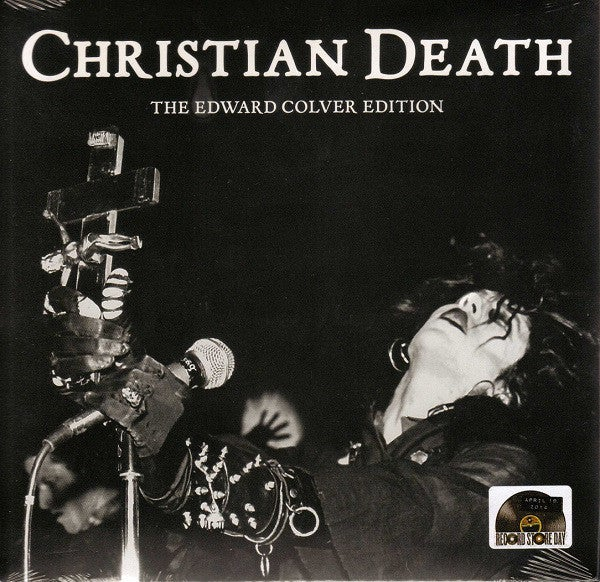 "Image of Christian Death ‎– ""The Edward Colver Edition"" 7"""
