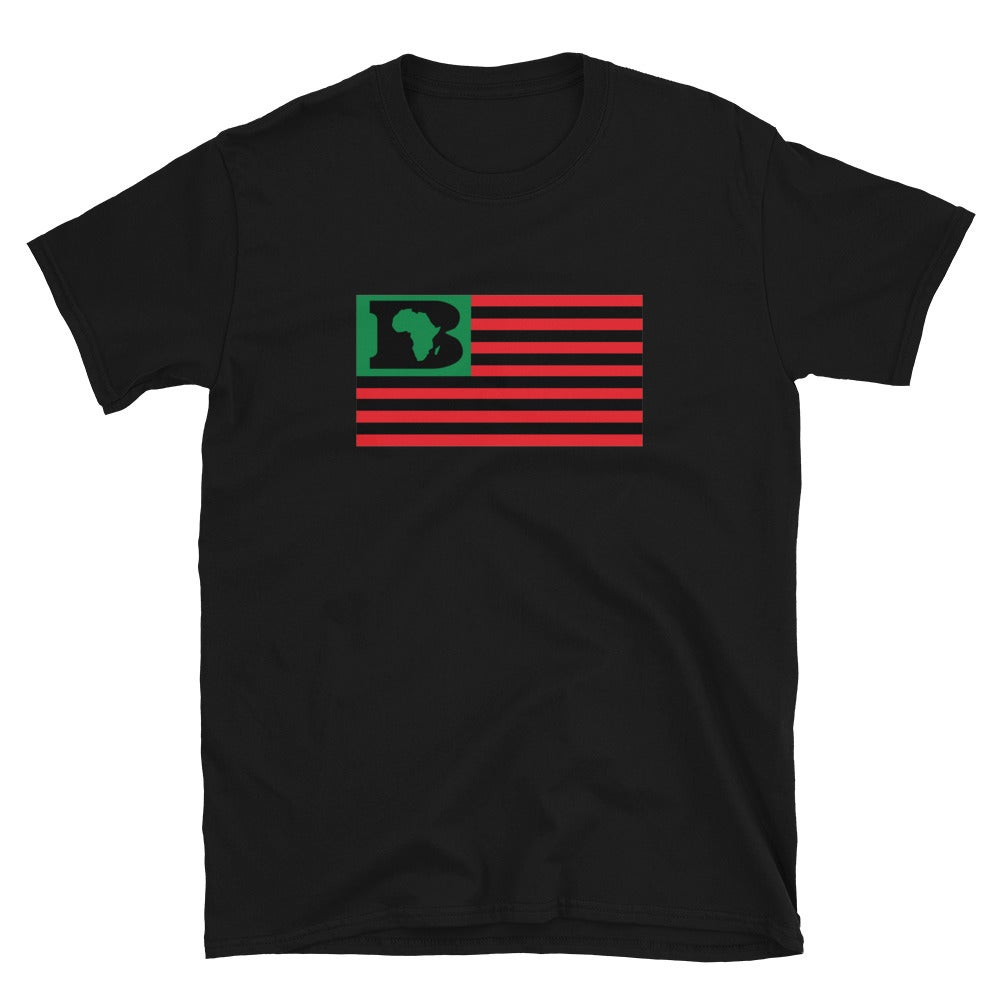 YBK Pan African Flag