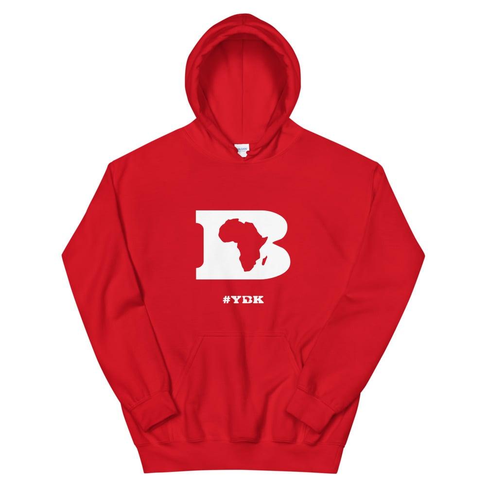 """YBK """"B"""" Hoodie"""