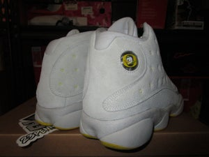 "Image of  Air Jordan XIII (13) Retro ""Oregon Ducks PE"" *PRE-OWNED*"