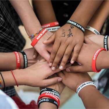 EMPOWERMENT WRISTBAND PACKS