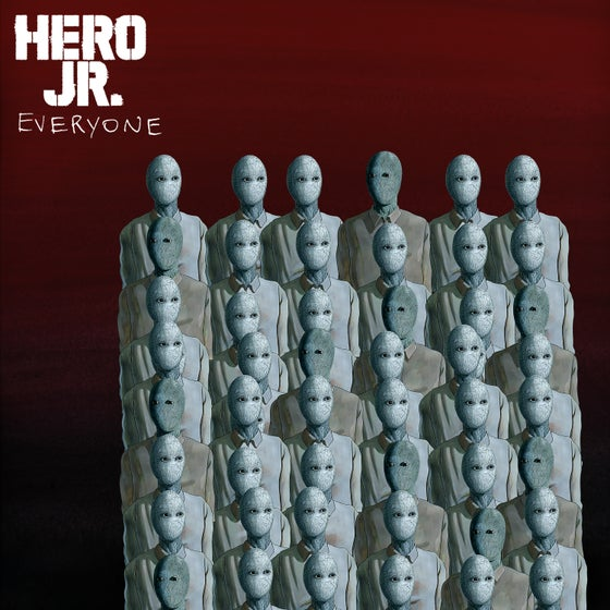 "Image of ""EVERYONE"" HERO JR.'s NEW ALBUM HARD COPY CD"