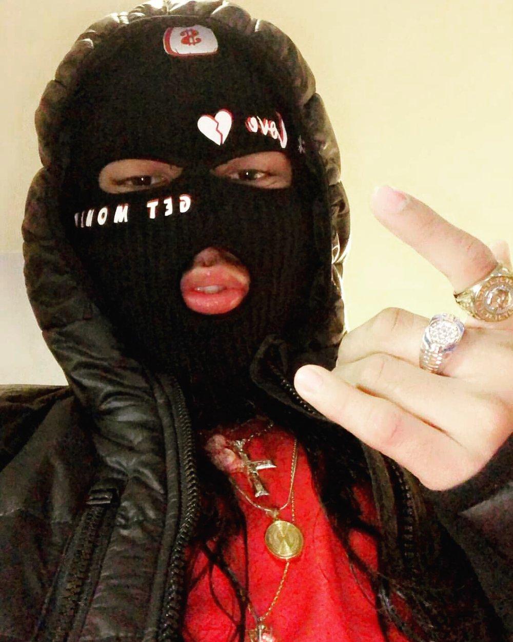 Fuck Love Get Money $ki Ma$k
