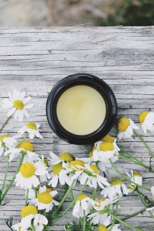 Image of Coffee & herb under eye balm