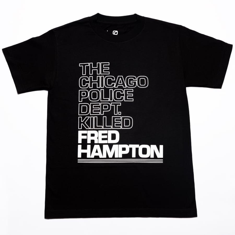 Image of JAKE THE SNAKE (THE CHICAGO POLICE DEPT. KILLED FRED HAMPTON)