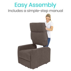 Image of Large Massage Lift Chair    free shipping