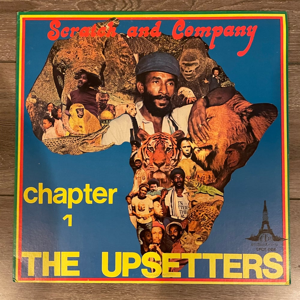 Image of Scratch And Company - Chapter 1 The Upsetters