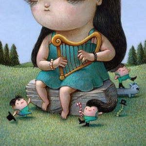 Image of Melanie's Merry Melodies