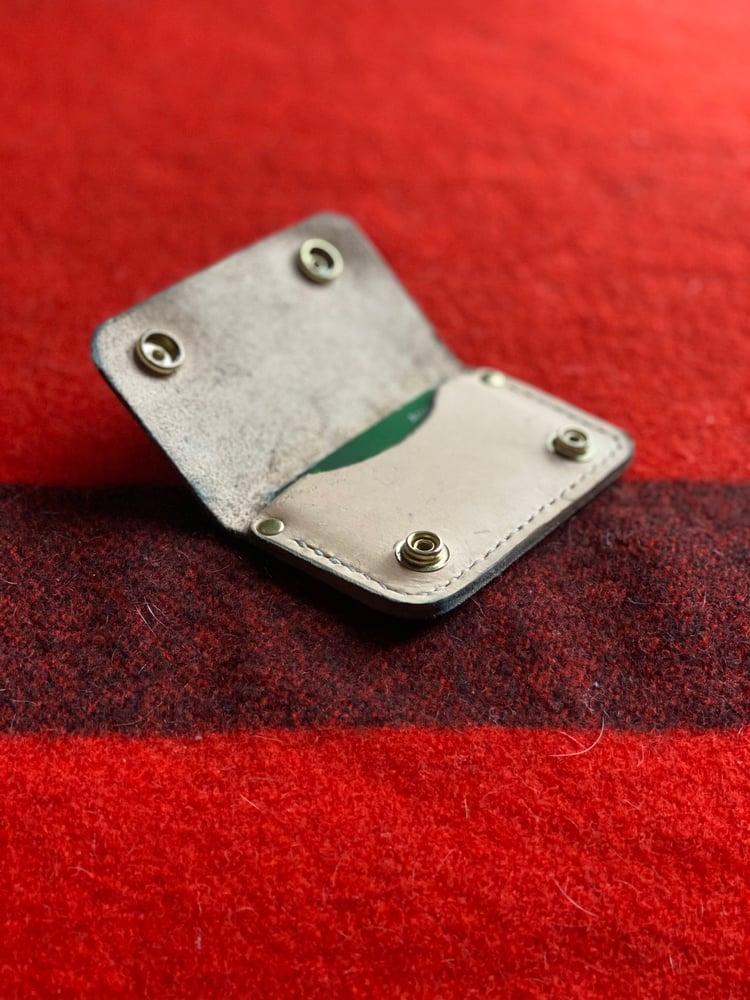 Image of ANVIL ARTISTRY Mini Trucker Wallet