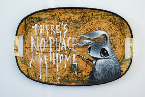Image of 'There's no place like home'