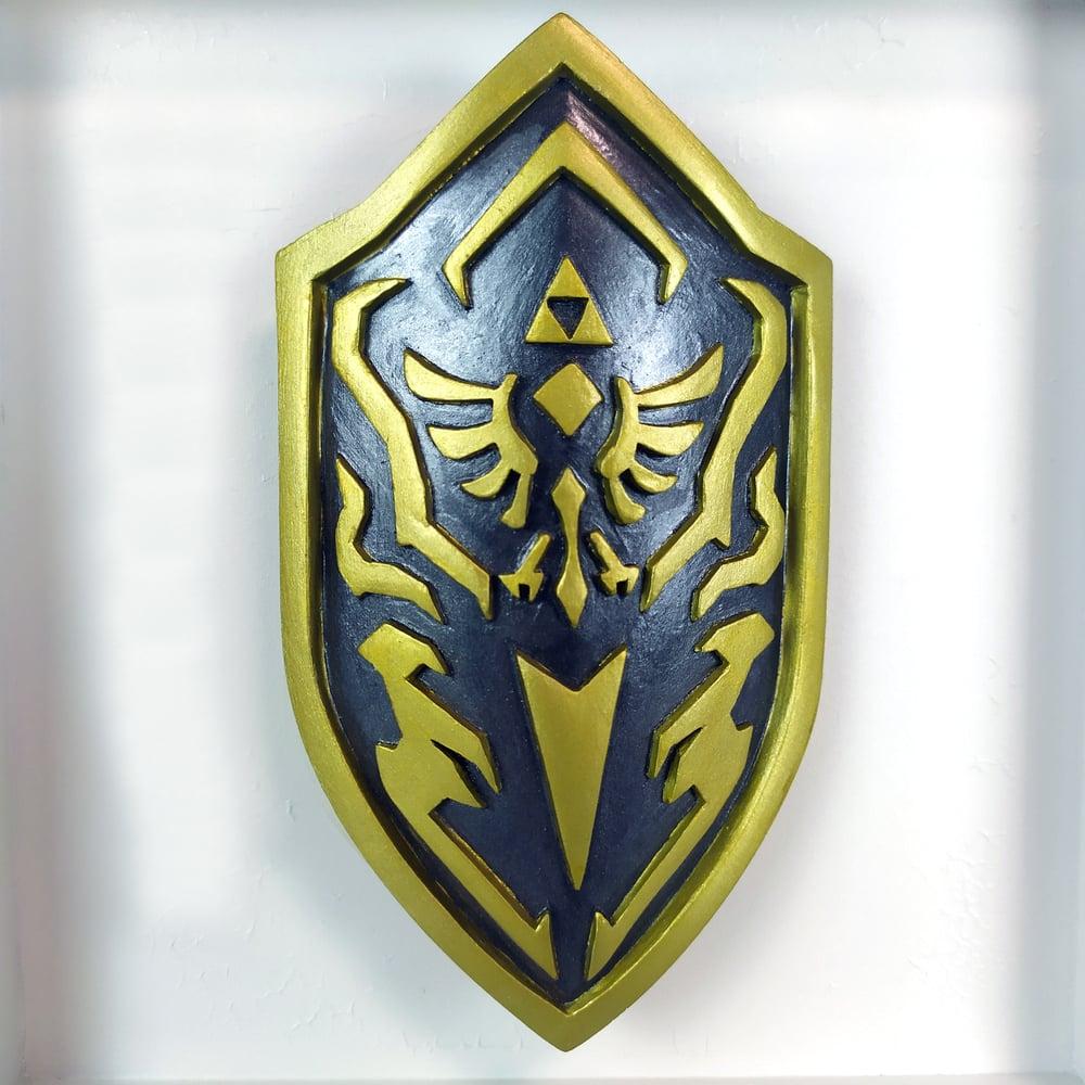 Shields Zelda Breath Of The Wild - Royal Shield