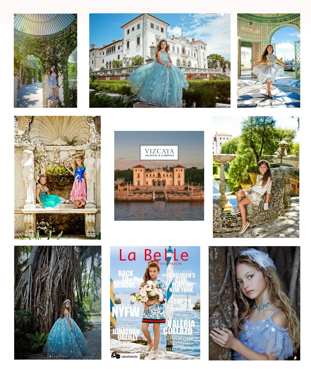 Image of deposit - MIAMI - Vizcaya Gardens Editorial - April 2