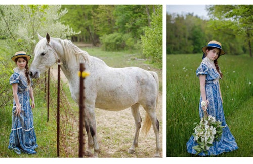 Image of deposit - Rustic Fairytale editorial - Cleveland, OH - June 5-6