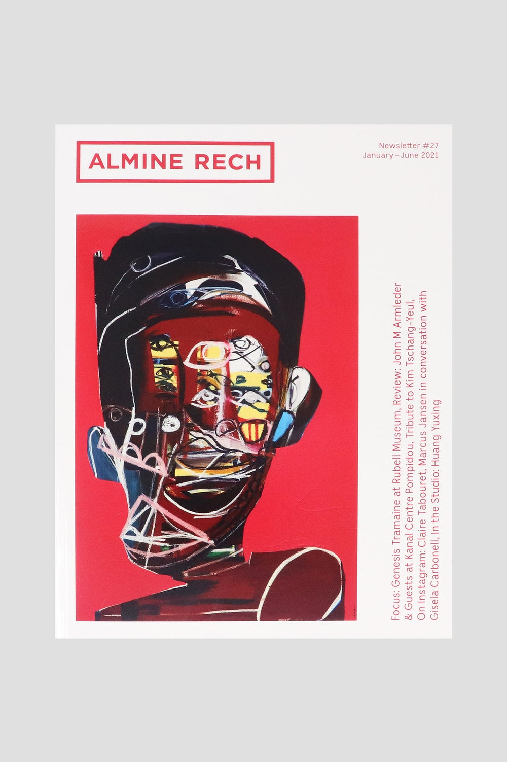 Image of Almine Rech - Newsletter #27
