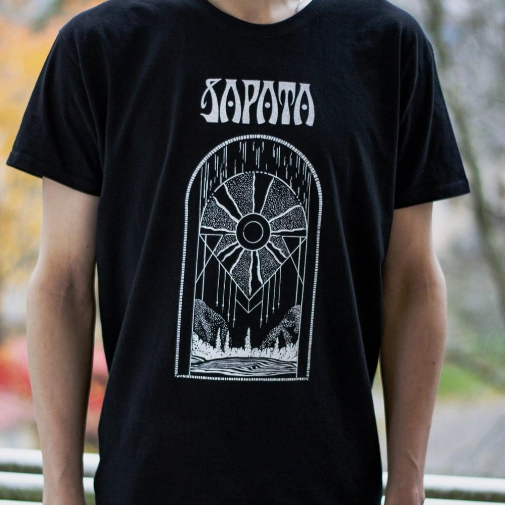 Image of SAPATA | No Sun To Embrace | T-Shirt