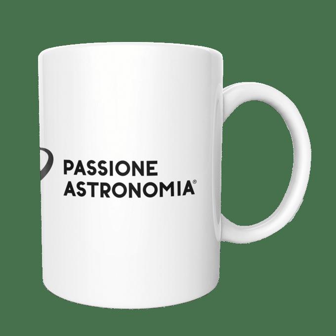 Image of TAZZA UFFICIALE PASSIONE ASTRONOMIA