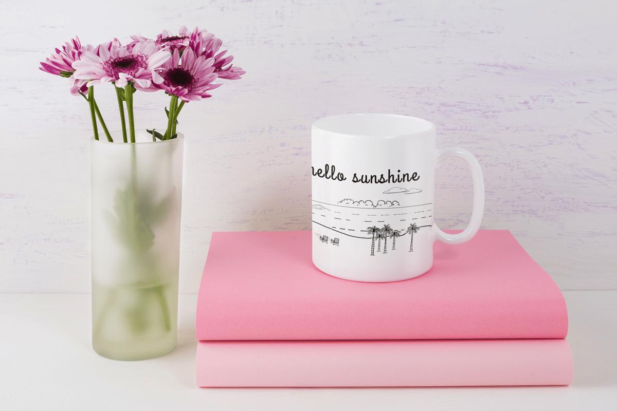 Image of Hello Sunshine Mug
