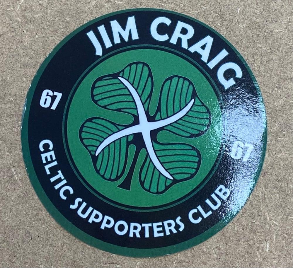 Jim Craig Csc Circle Stickers