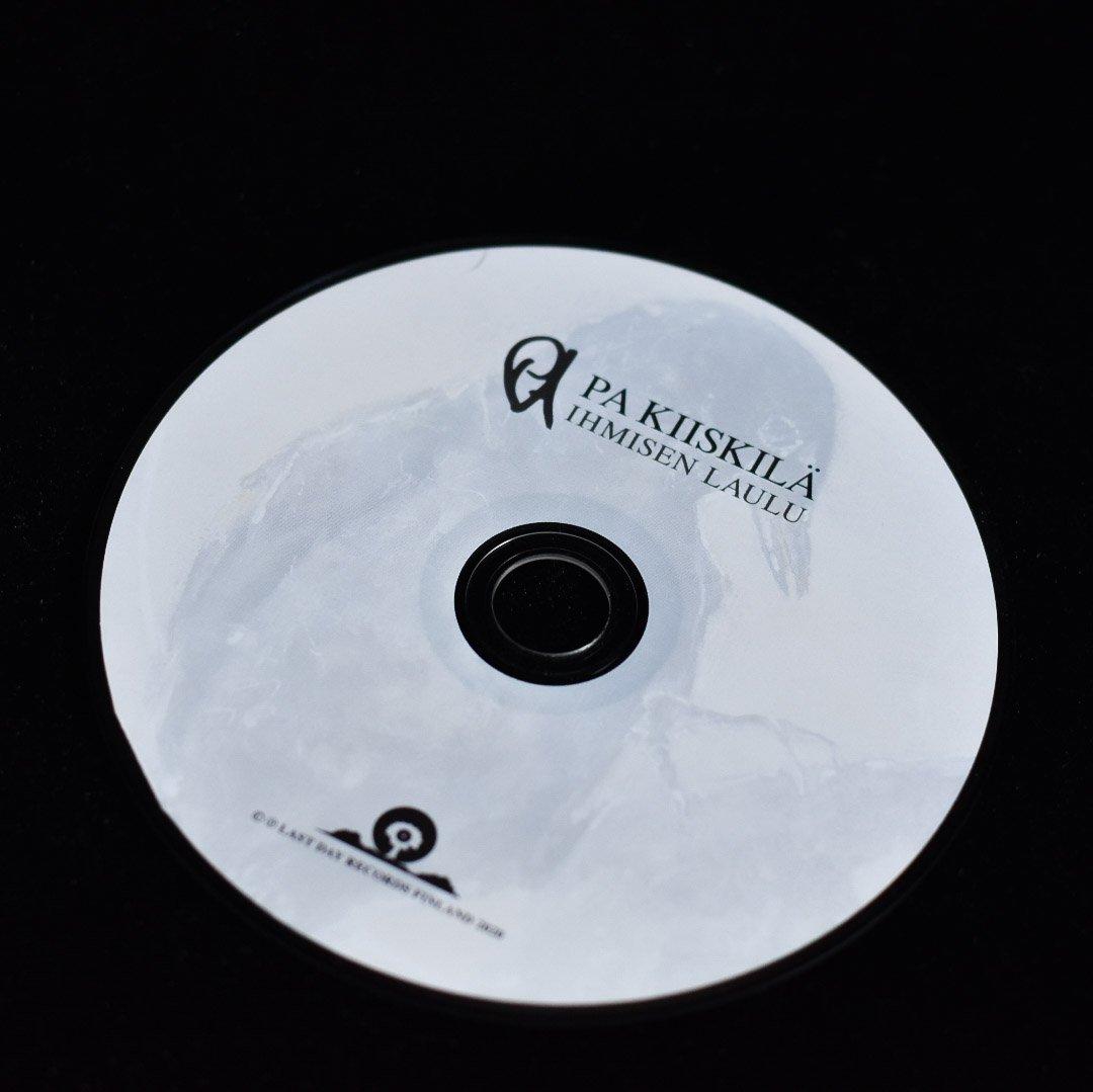 Image of PA Kiiskilä | Ihmisen laulu CD