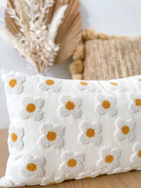 Image of DAISY Cushion Cover // RESTOCKING TONIGHT 6th April 7:30pm