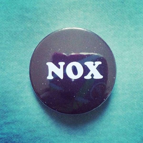 Image of badge harry potter - nox