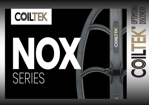 "Image of Coiltek Nox Coil 10"" x 5"" Search Coil Pre-Order Only"