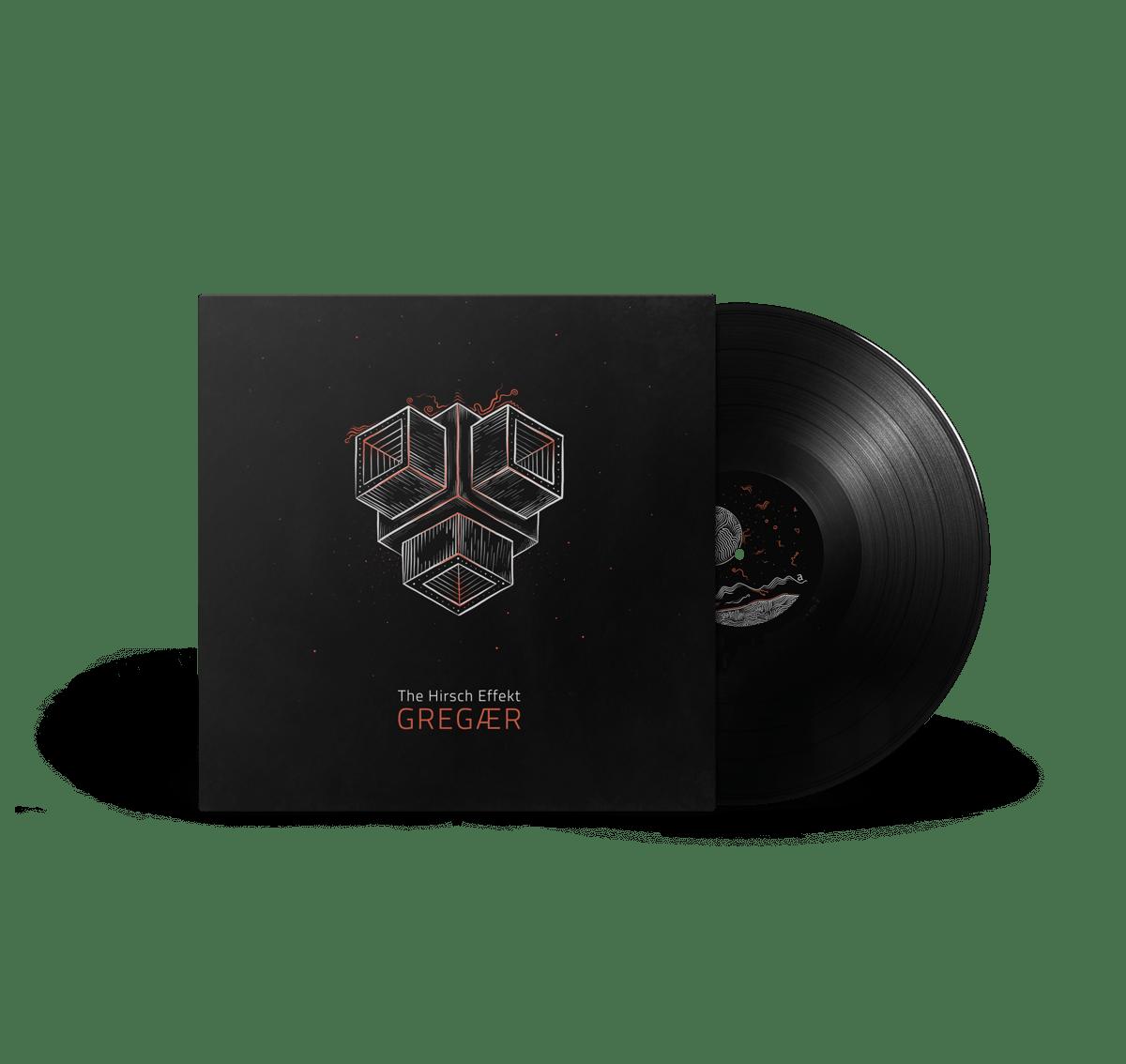 "Image of The Hirsch Effekt ""GREGÆR"" LP"