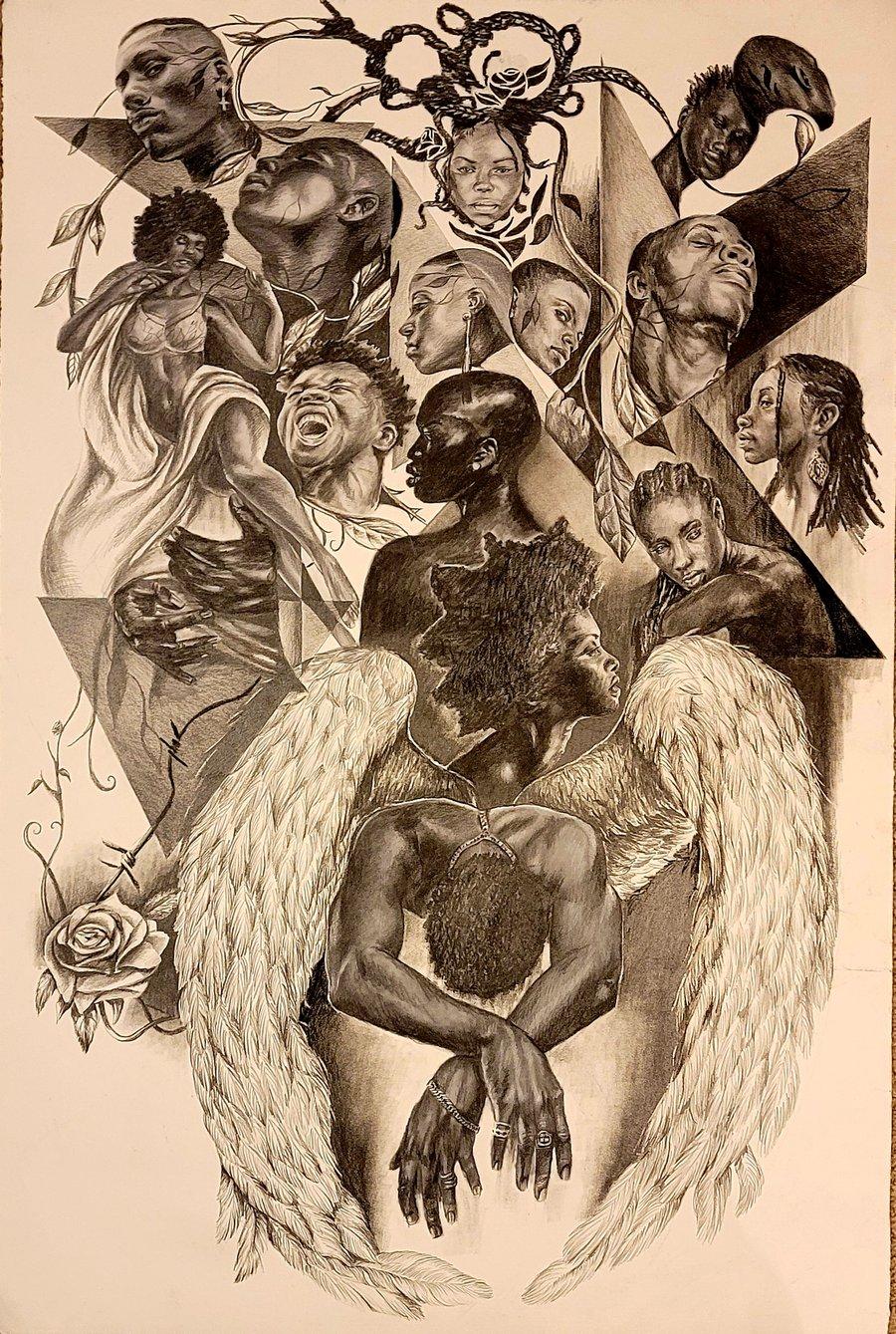 Image of NappyHeads in Heaven Original