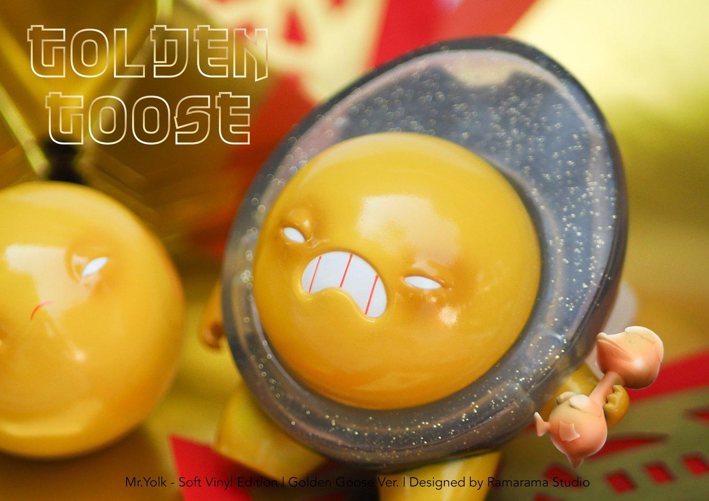 Image of Mr. Yolk【 Golden Goose Version 】