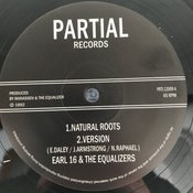"Image of Earl 16 / Manasseh & teh Equalizers - 'Natural Roots ' - 12"" vinyl (90s roots anthem on reissue)"