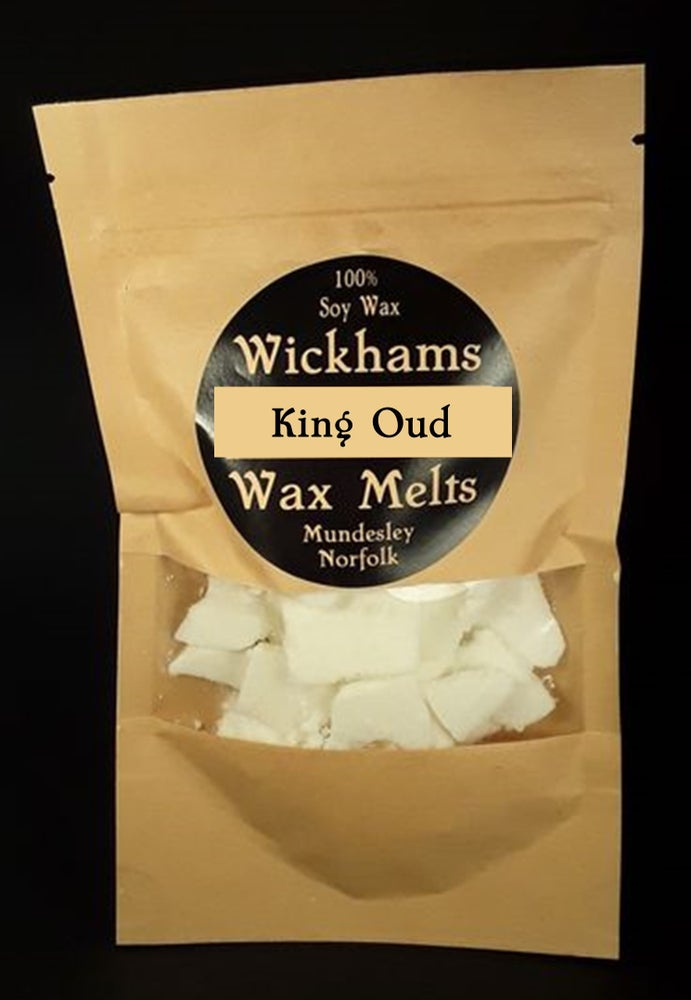 Image of King Oud Wax Melt