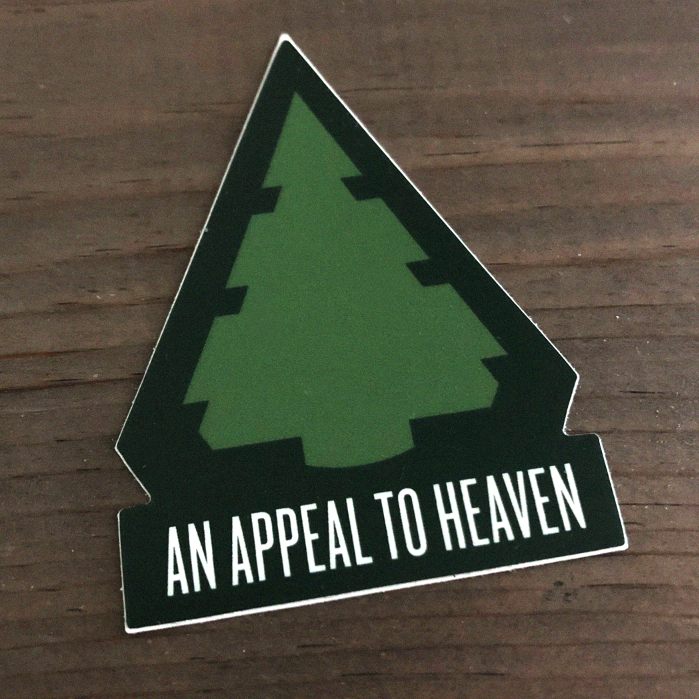 Image of AN APPEAL TO HEAVEN // OG