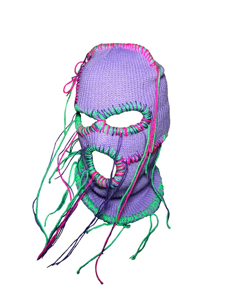 Image of THE UNICORN BALACLAVA