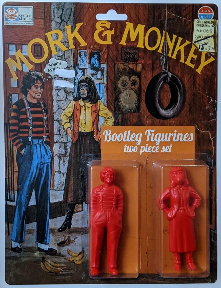 Image of Mork & Monkey