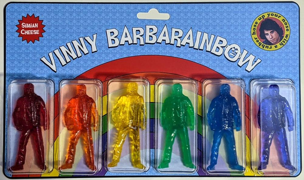 Image of Vinny Barbarainbow