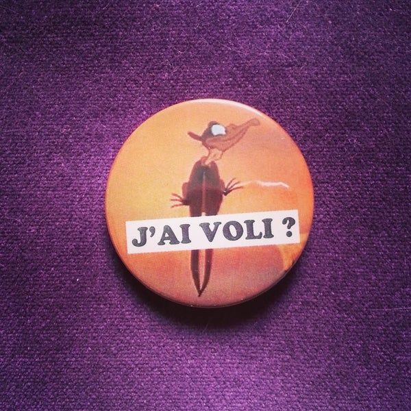 Image of badge le petit dinosaure - the land before time