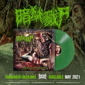 Image of THE DARK PRISON MASSACRE-A BLOOD CLOT.../DEFORMITY...VINYL COMBO