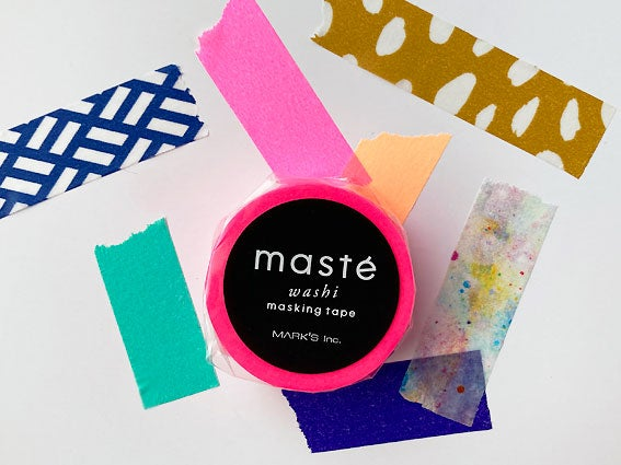 Image of MASKING TAPE Masté