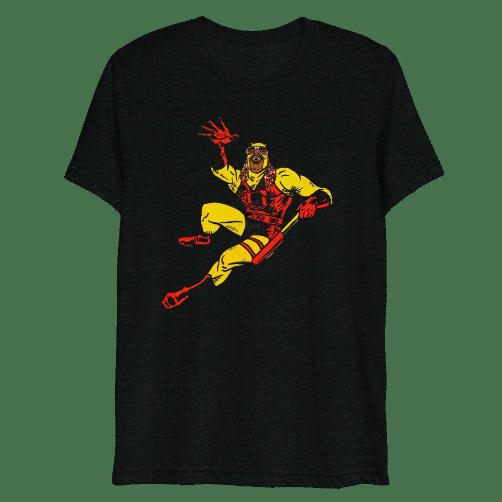 Image of Stevie Wonder is Daredevil
