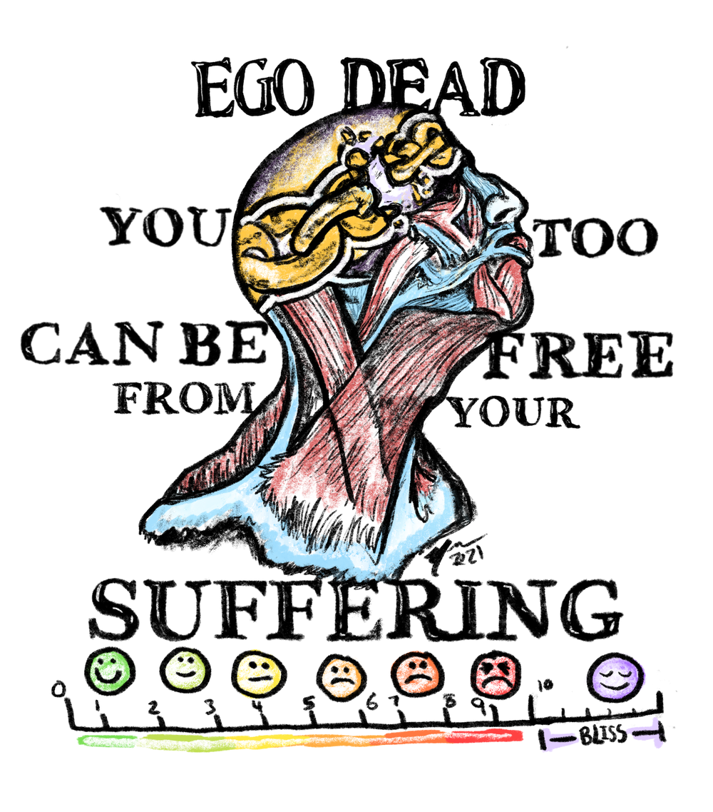 Image of The Suffering Meter T-Shirt