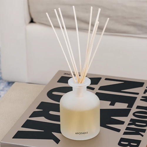 Image of WHITE VETIVER REED DIFFUSER