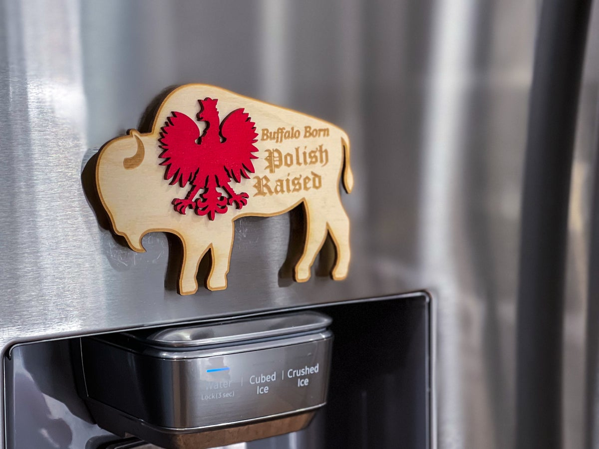 Image of Polish Buffalo Magnet