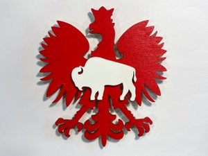 Image of Buffalo Polish Magnet