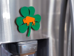 Image of Buffalo Irish Magnet