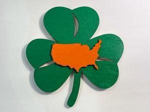 Image of America Irish Magnet