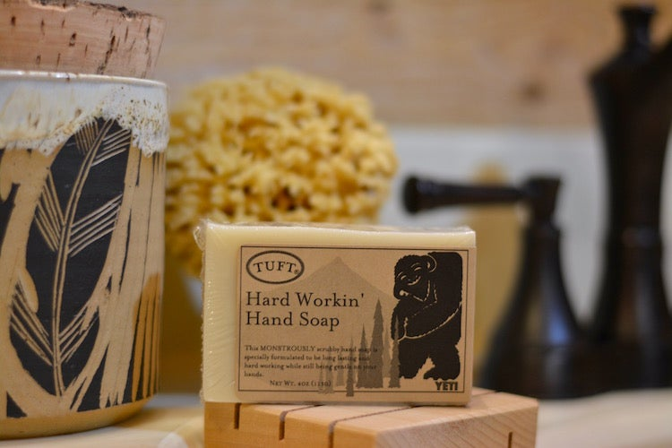 Image of New! Hard Workin' Hand Soaps