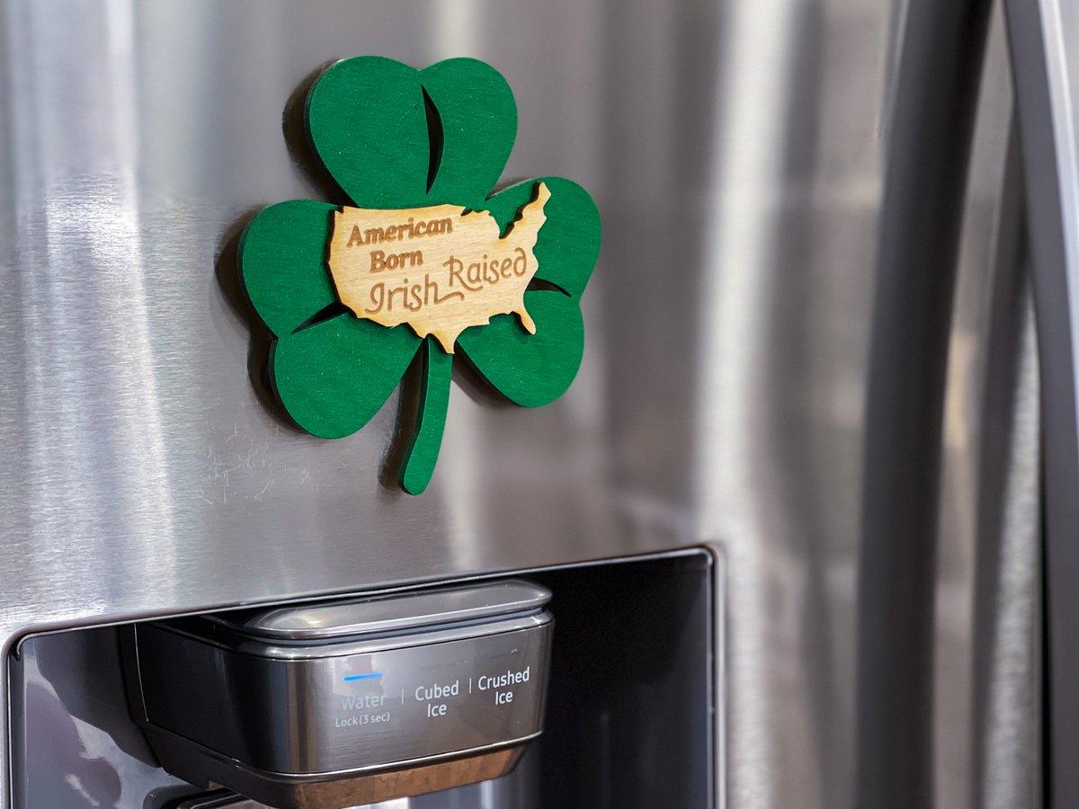 Image of American Born Irish Magnet