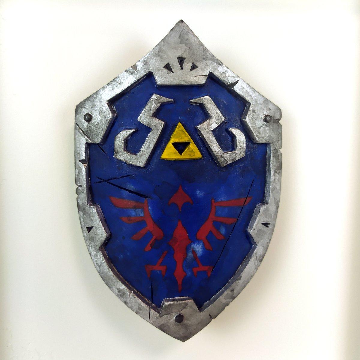 Image of Shields Zelda Breath Of The Wild - Hylian Shield