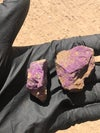 PURPURITE RAW STONES, CHOOSE- NAMIBIA