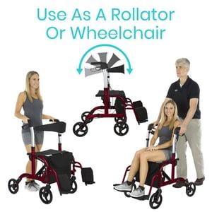 Image of Wheelchair Rollator